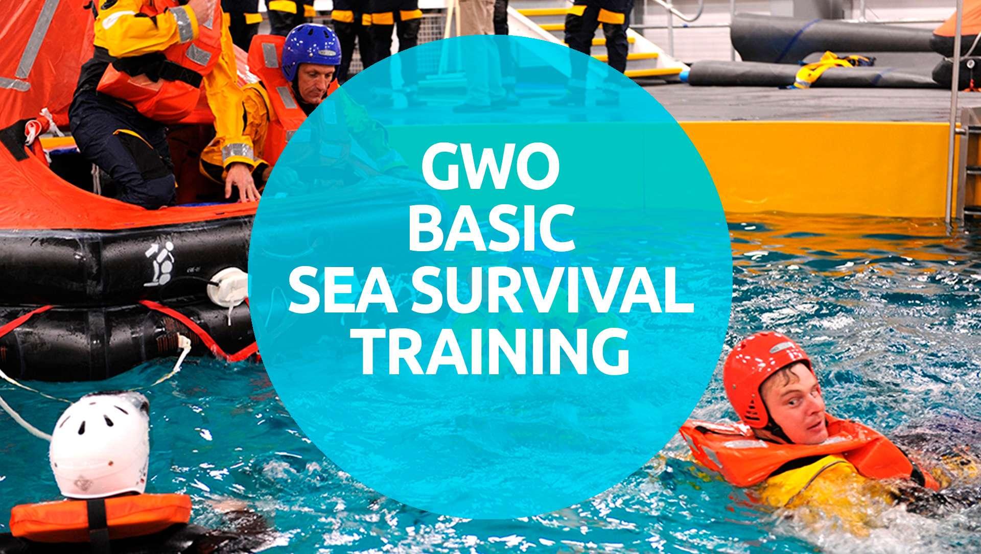 GWO-Basic-Sea-Survival-Training