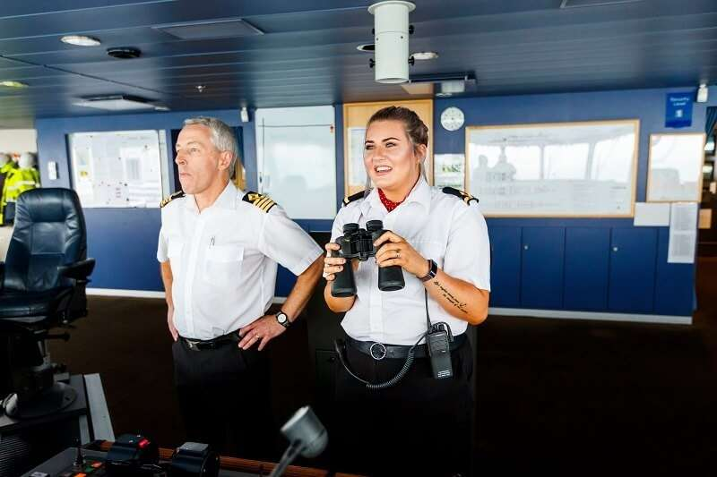 Blog: How to join the Merchant Navy - Clyde Marine Training