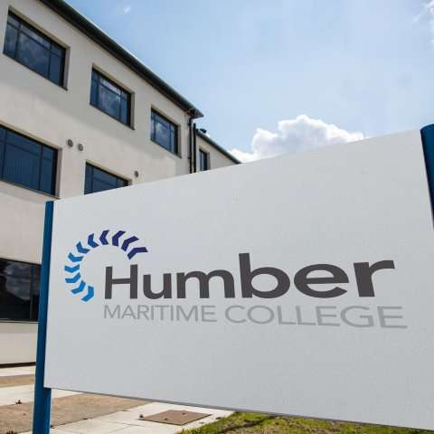 Clyde Marine Training Partner with Humber Maritime College - Clyde